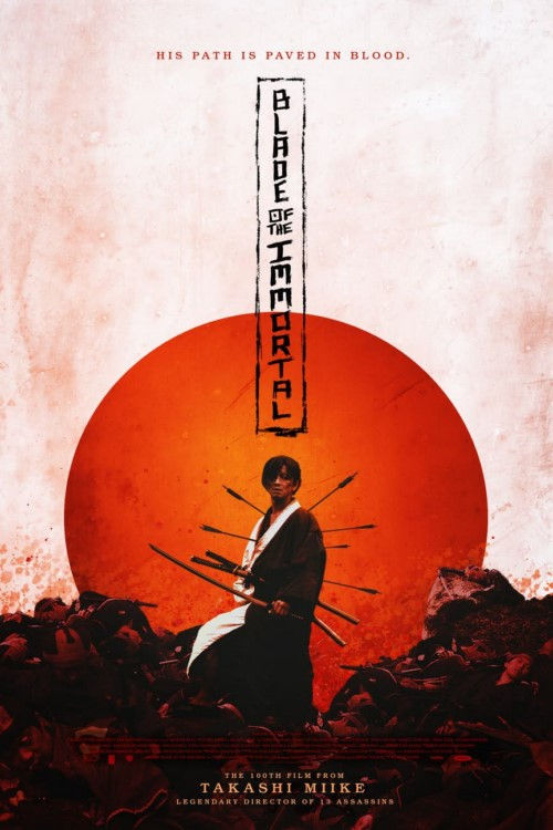 دانلود فیلم Blade Of The Immortal 2017